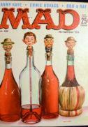 Revista Mad Magazine vechi romania benzi desenate comics