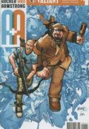 Archer Armstrong benzi desenate comics valiant