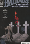 Mike Mignola Baltimore benzi desenate noi dark horse