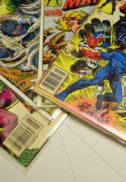 Backboards cartoane pentru benzi desenate comics in Romania