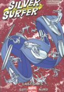 Silver Surfer Last Days marvel comics