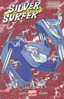 Silver Surfer Last Days marvel comics