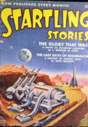 Startling Stories povestiri SF si fantasy gold age comics