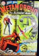 Brave and the bold metamorpho benzi desenate comics