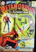 Brave and the bold metamorpho benzi desenate comics