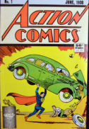 Action Comics 1 prima aparitie Superman de vanzare pret Romania