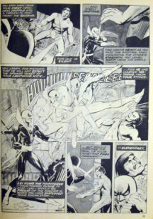 Marvel karate benzi desenate kung fu