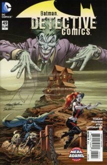 Detective Comics Neal Adams Batman dc comics