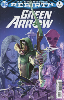 Green ARrow #1 benzi desenate noi serial de vanzare cumpar