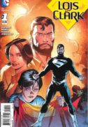Superman Lois and Clark benzi desenate noi dc comics