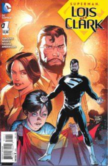 Superman Lois and Clark benzi desenate noi dc comics
