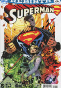 Superman Rebirth 1 benzi desenate noi lois clark