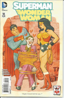 Superman Wonder Woman Dc Comics benzi desenate noi