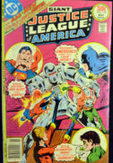 Justice League america elongated man aquaman benzi desenate
