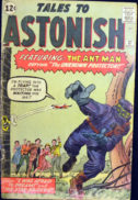 Tales to Astonish Ant Man silver age marvel