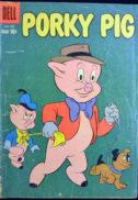 Porky pig benzi desenate vechi comics silver age
