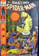No comic code authority stan lee marvel spider-man