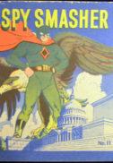 Spy Smasher benzi desenate world war al doilea razboi mondial hitler