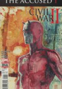 Daredevil the accused marvel benzi desenate noi