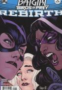 Batgirl Birds of Prey Rebirth DC Comics benzi desenate americane