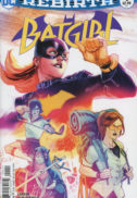 Batgirl benzi desenate noi Rebirth