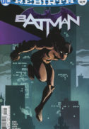 Batman Rebirth dc comics benzi desenate noi