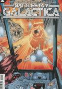 Battlestar Galactica comics benzi desenate dynamite