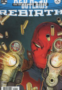 Red Hood Outlaws Rebirth benzi desenate noi DC