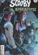 Scooby apocalypse dc comics benzi desenate noi