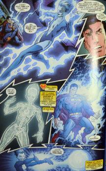 Livewire DC Action Comics de vanzare reviste benzi desenate americane