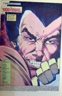 Wolverine film serie originala