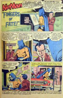 Thunder Agents tower comics benzi desenate vechi silver age