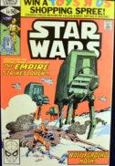 Star Wars comics benzi desenate din America SUA
