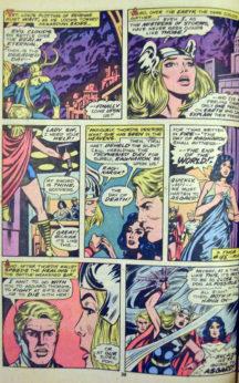 What If Jane Foster Thor benzi desenate vechi Marvel