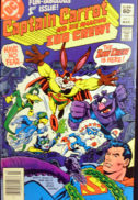 captain carrot benzi desenate vechi dc comics superman