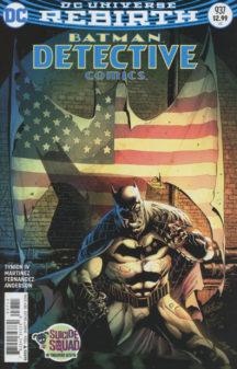 Detective Comics Batman serie noua Rebirth