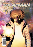 Solarman Scout Comics benzi desenate noi