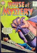 House of Mystery benzi desenate vechi comics DC SUA
