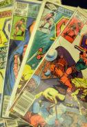 Conan Barbarian benzi desenate comics lot americane Marvel
