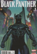 Black Panther benzi desenate noi marvel
