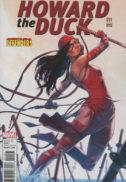 Marvel Howard the Duck benzi desenate noi americane Defenders