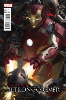 new avengers ultron forever connecting cover marvel benzi desenate SUA
