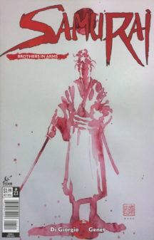 Samurai Brothers in Arms benzi desenate noi