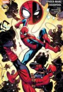 Spider-Man Deadpool Marvel benzi desenate noi