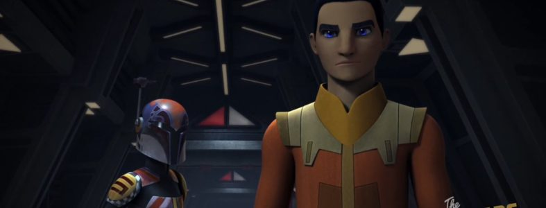 Star Wars Rebels Recenzie Review