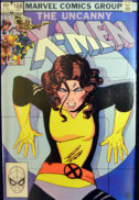 Xavier Kitty Pride Marvel X-Men Uncanny comics vechi
