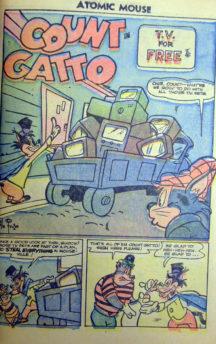 benzi comics cu animale mighty mouse benzi desenate vechi