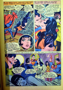 lois Lane Superman comics vechi vintage