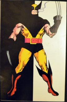 Chris Claremont Wolverine benzi desenate vechi cheie