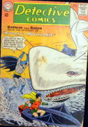 Detective Comics gold age Batman John Jones from mars